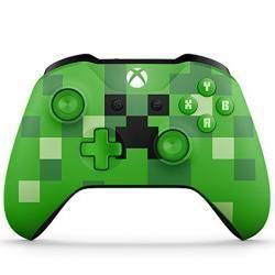 Microsoft Xbox One S Minecraft Creeper