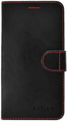 Fixed FIT knížkové pouzdro iPhone 6/6s, černé