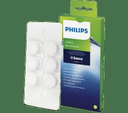 Philips CA6704 / 10 tablety na odstraňovaní kávového oleja (6ks)