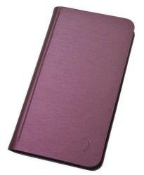 Steel house univerzální pouzdro Book Steel XL červené