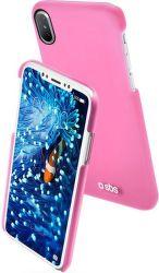 SBS Color Feel pouzdro pro Apple iPhone X a Xs, růžová