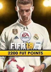 EA Games FIFA 18 FUT Points