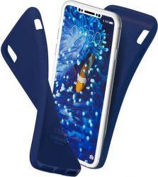 SBS Polo zadní kryt pro Apple iPhone X a Xs, modrá