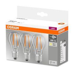 OSRAM LED E27 7W WW