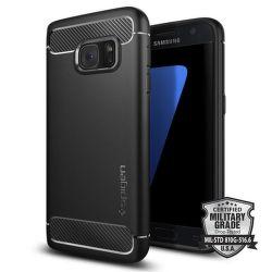 Spigen Samsung Galaxy S7 Case Rugged Armor, černá