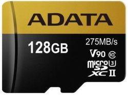 ADATA Premier One microSDXC 128GB UHS-II U3