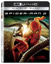 Spider-Man 2 - 2xBD (Blu-ray + 4K UHD film)