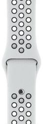 Apple Watch 38mm Nike Sport platinový/černý řemínek