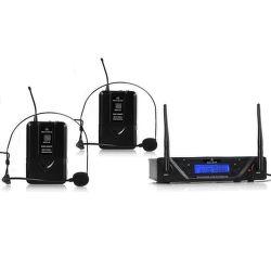 Malone UHF-450 Duo2 bezdrátový mikrofonní set