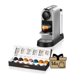 Nespresso Krups Citiz XN740B10 vystavený kus splnou zárukou