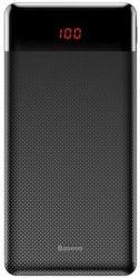 Baseus Mini Cu powerbanka 10 000 mAh, černá