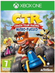 Crash Team Racing Nitro Fueled Xbox One hra