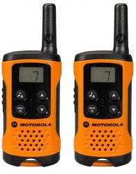 Motorola TLKR T41 vysílačka oranžová