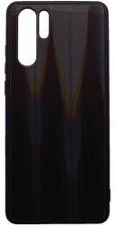 Mobilnet Gradient pouzdro pro Huawei P30, tmavá fialová