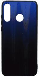 Mobilnet Gradient pouzdro pro Huawei P30 Lite, světlá modrá