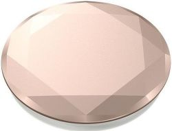 PopSocket držák na mobil, Metallic Diamond Rose Gold