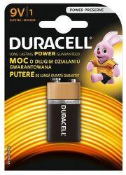 DURACELL Basic 1604 K1 - 9V baterie