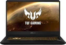 Asus TUF Gaming FX705DU-AU025T černý