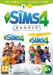 The Sims 4 + rozšíření The Sims 4 - Život na ostrově PC hra