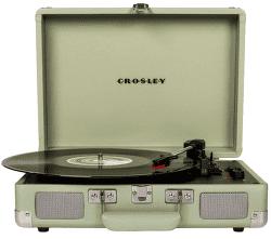 Crosley Cruiser Deluxe zelený