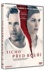Ticho před bouří - DVD film