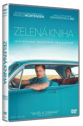 Zelená kniha - DVD film