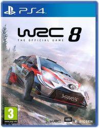 Codemaster PS4 WRC 8