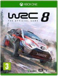 Codemaster XONE WRC 8