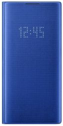 Samsung LED View knížkové pouzdro pro Samsung Galaxy Note10+, modrá