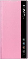 Samsung Clear View pouzdro pro Samsung Galaxy Note10, růžová