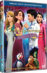 Labutí princezna: Království hudby DVD film