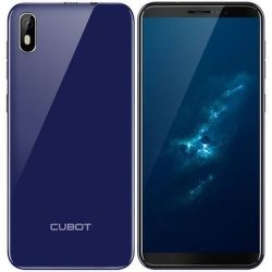 Cubot J5 Dual SIM 16 GB modrý