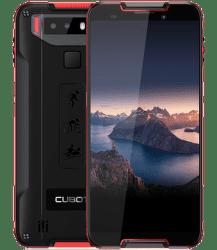 Cubot Quest 64 GB Dual SIM červený