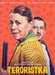 Teroristka DVD film