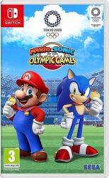 Mario & Sonic at the Tokyo Olymp. Game 2020 - Nintendo Switch hra