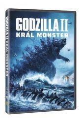 Godzilla II Král monster DVD film