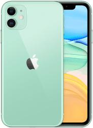 Apple iPhone 11 64 GB zelený