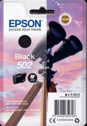 Epson 502 černý