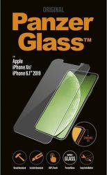 PanzerGlass Standard tvrzené sklo pro Apple iPhone 11/Xr, transparentní