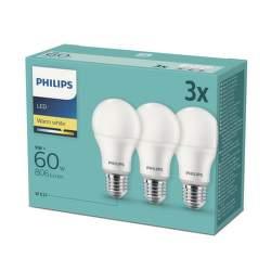 Philips 60W A60 E27 WW 3ks