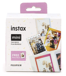 Fuji Instax mini Deco film 30 ks + album