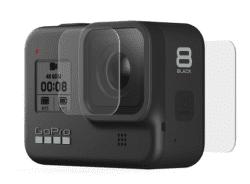 GoPro ochranné tvrzené sklo čočky a displeje pro GoPro HERO8 Black
