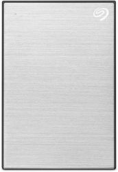 Seagate Backup Plus Slim 1TB stříbrný