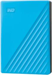 "WD My Passport 2,5"" 4TB USB 3.2 modrý"