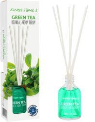 Sweet Home Zelený čaj vonné tyčinky