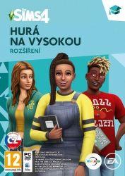 The Sims 4: Hurá na vysokou - PC hra