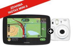 TomTom GO Essential + Instax Mini