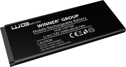 Winner náhradní baterie pro Huawei Y5 II, Huawei Y6 II a Huawei Y6 II Compact