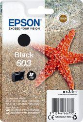 Epson 603 C13T03U14010 černá