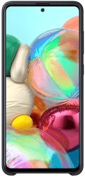 Samsung Silicone Cover pro Samsung Galaxy A71, černá